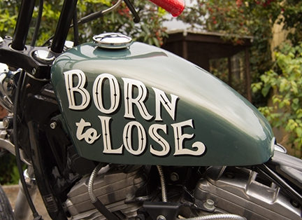 Born to lose Live to Win