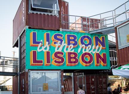 Lisbon is the new lisbon