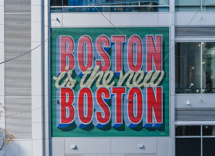 Boston is the new Boston